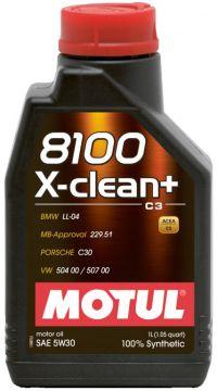 MOTUL 8100 X clean 5W30